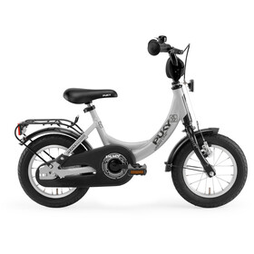 "Puky ZL 12-1 Alu Bicycle 12"" Kids, light grey/black"